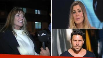 La madre de Matías Alé habló del embarazo de su hijo con Florencia Maggi: