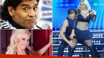 Verónica Ojeda y sus picantes declaraciones sobre su relación con Diego Maradona.