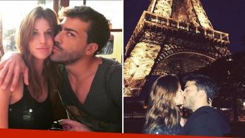 Juliana Giambroni y Matías Di Chiara festejaron sus tres meses de amor. (Foto: Instagram)