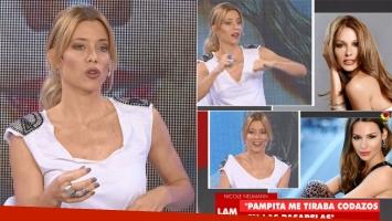 Nicole Neumann reveló el motivo de su pelea con Pampita (Foto: Web)