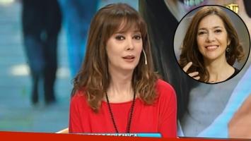 La crítica de Marisa Brel a Cristina Pérez (Foto: Web)