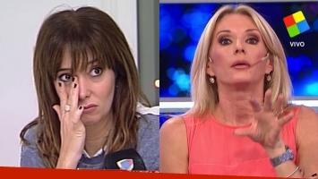 Marisa Brel y Yanina Latorre