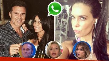 El ex de Sabrina Ravelli la acusó de ser