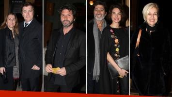 Los famosos dijeron presente en el concierto de gala de Daniel Barenboim en el Teatro Colón