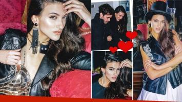 Josefina Silveyra, fotos sexies y confesiones íntimas sobre su noviazgo con Nicolás Cabré (Foto: revista Hola Argentina)