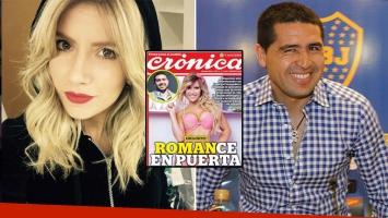 Laurita Fernández admitió que Riquelme la contactó por WhatsApp. (Foto: Web)