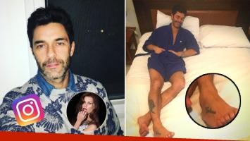 La perlita sobre su ex que Mariano Martínez reveló con una foto de Instagram.
