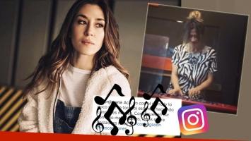 Jimena Barón y una melancólica melodía sobre el desamor (Foto: Instagram)