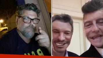 Alfredo Casero, muy duro con Mauricio Macri tras el Snapchat con Marcelo Tinelli. (Foto: Twitter)