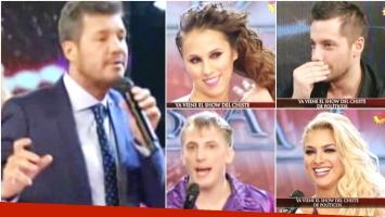 Varios participantes de ShowMatch confesaron que mandan fotos hot (Fotos: Captura)