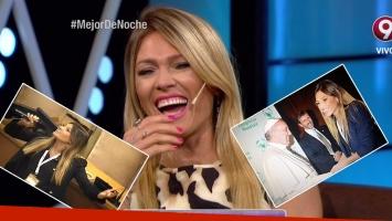 Coki Ramírez contó su escatológica anécdota de cuando fue a cantar ante el papa Francisco