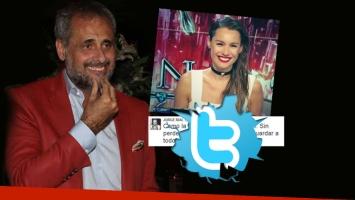 El tweet de Rial a Pampita tras su descargo en ShowMatch por su 'escapada' del programa (Foto: web)