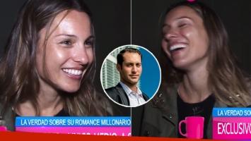 Pampita y los rumores de romance con un empresario multimillonario de Miami (Foto: Web)
