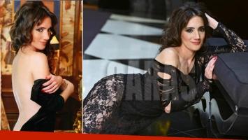 Jorgelina Aruzzi desplegó su sensualidad luego de anunciar su separación. (Foto: revista Caras)