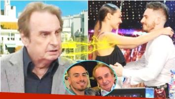 La opinión de Santiago Bal sobre la relación de su hijo con Pampita (Fotos: Web y Prensa Ideas del Sur)
