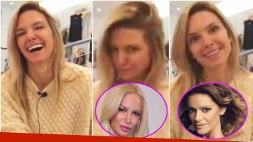 Las imperdibles imitaciones de Sofía Zámolo en #UnaTardeCon (Fotos: Captura y Web)