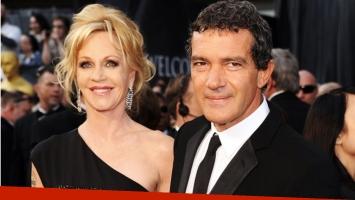 El tierno saludo de cumpleaños de Antonio Banderas a su exmujer, Melanie Griffith (Foto: web)