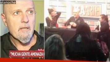 El descargo de Gustavo Cordera tras sus polémicas declaraciones (Fotos: Captura)