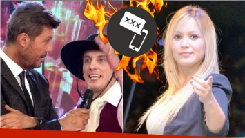 La confesión hot de El Polaco en ShowMatch sobre Karina La Princesita. Foto: Captura/ Web
