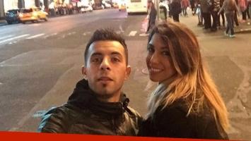 Matías Defederico y Cinthia Fernández continúan juntos a pesar de los rumores de separación. (Foto: Instagram)