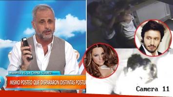 Rial reveló la identidad de la fuente de los escandalosos audios de la pelea de Pampita y Vicuña