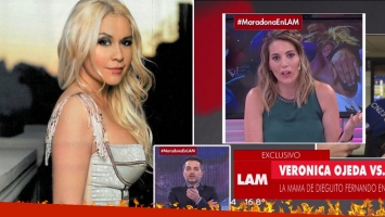 Durísimo exabrupto en vivo de Veronica Ojeda con una panelista