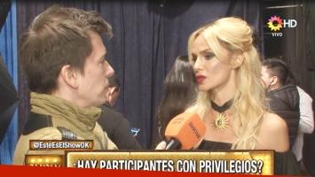 El descargo de Sabrina Rojas sobre los participantes del Bailando que faltan al certamen (Foto: Captura)
