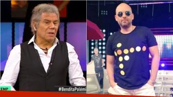 Beto Casella puso en duda la continuidad de José María Muscari en Bendita