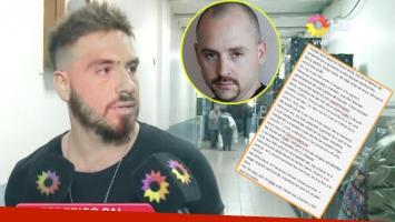 El descargo de Fede Bal tras las fuertes declaraciones de José María Muscari (Fotos: Captura y Web)