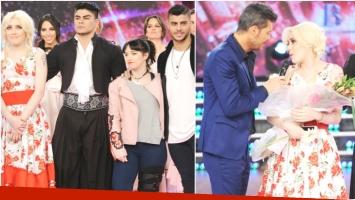 Militta Bora fue eliminada de ShowMatch (Fotos: Prensa Ideas del Sur)