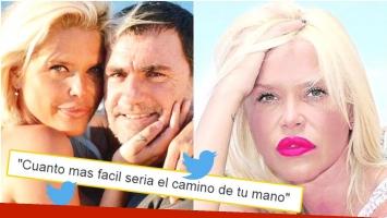 El sentido mensaje de Nazarena Vélez en Twitter recordando a Fabián Rodríguez (Fotos: Web)