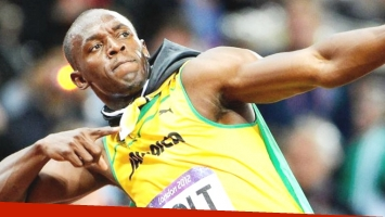 Usain Bolt se llevó la tercera medalla de oro en los Juegos Olímpicos de Río 2016 (Foto: Web)
