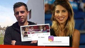 El motivo por el cual Matías Defederico cerró Instagram y cambió de Twitter (Foto: Web)