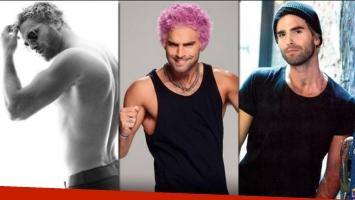 Nicolás Furtado, el actor que hace de El Bicho, está soltero y vive en Palermo. Fotos: Web.