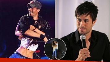 Enrique Iglesias contó las locuras que hicieron sus fanáticas para conocerlo. (Foto: Instagram)
