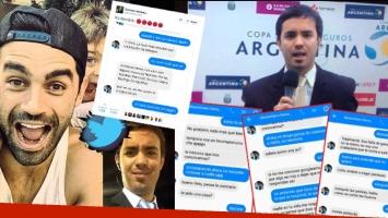 El desopilante tweet de Gonzalo Heredia en medio del escándalo del periodista deportivo Maxi Fourcade. (Foto: Web)