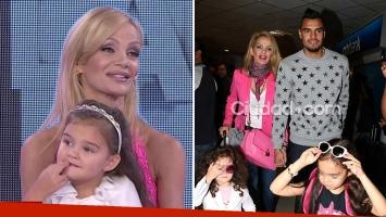 Eliana Guercio reveló la insólita sugestión que le impide buscar otro hijo con Chiquito Romero