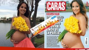El enojo de Lourdes Sánchez tras aparecer en la portada de Caras
