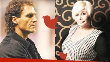 El fuerte descargo de Carmen Barbieri en Twitter tras los dichos de Oscar Ruggeri (Fotos: Web)