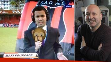 Maximiliano Fourcade protagonizó un gracioso blooper radial al creer que no estaba al aire en Radio El Mundo con Adrián Noriega. (Foto: Web)