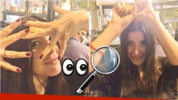 Andrea Rincón desmintió ser la protagonista de las fotos prohibidas que se filtraron (Fotos: Twitter)