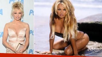 Pamela Anderson sorprendió con su editorial contra la pornografía. (Foto: Web)