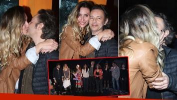 El estreno de Me amarás por siempre jamás con Paula Morales. Fotos: Movilpress.