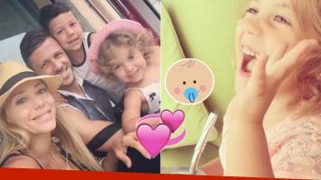 Anderson y Demichelis confirmaron que serán padres por tercera vez (Foto: Instagram)