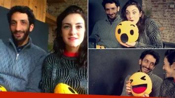Los actores recibieron a Ciudad.com antes del debut de su nueva ficción esta noche a las 21.15. ¡Mirá!