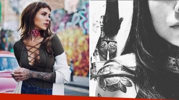 Candelaria Tinelli incendió las redes sociales con su selfie hot. (Foto: Instagram)