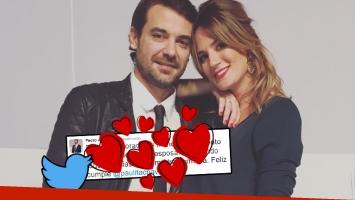 Pedro Alfonso y un romántico saludo de cumpleaños a Paula Chaves (Foto: Instagram)
