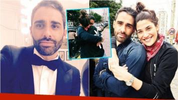 El Pollo Álvarez, sobre sus fotos en Instagram abrazado a Ivana Nadal. Foto: Instagram