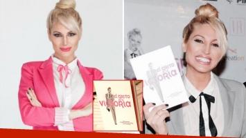 Vicky Xipolitakis explicó el exorbitante precio de su libro. (Foto: Web)