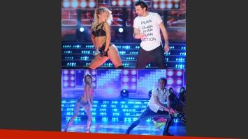 El reggaetón de Oscar y Candela Ruggeri, eje de la polémica. Foto: prensa Ideas del Sur
